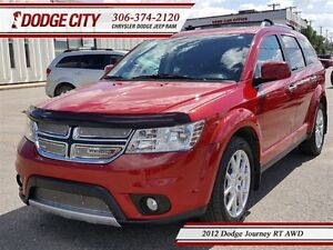 2012 Dodge Journey RT | AWD | PST PAID