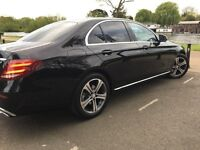 Experience chauffeur . New Mercedes E class .Airport &Corporate Travel service.