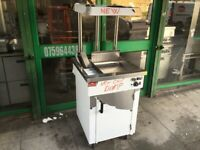 NEW COMMERCIAL CATERING KITCHEN CHIP DUMP SCUTTLE MACHINE CHIPS WARMER CAFE KEBAB CHICKEN SHOP