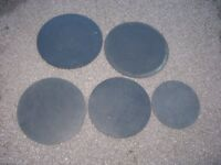 Heavy Duty Rubber Drum Silencer Pads