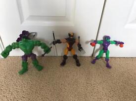 3 Superhero Mashers