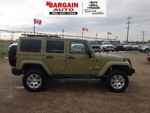 2014 Jeep Wrangler Unlimited,Air,6 Spd,4x4