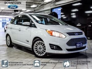 2013 Ford C-Max Energi SEL, LEATHER, NAVIGATION, PLUG-IN HYBRID