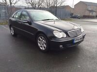 Mercedes C200 Elegance Automatic 2004 1.8 Petrol ***1 Owner Car*Great Example*Beautiful Drive***