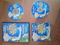 ROALD DAHLS BFG ORIGINAL DVD & DAILY MAIL DVD