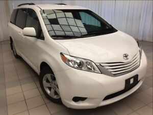 2017 Toyota Sienna LE: Bring me home for as low as $195!