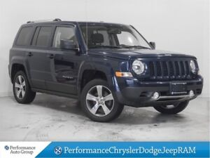2016 Jeep Patriot HIGH ALTITUDE * SUNROOF * LEATHER * 4X4