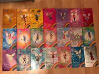 21 Rainbow Magic books for girls