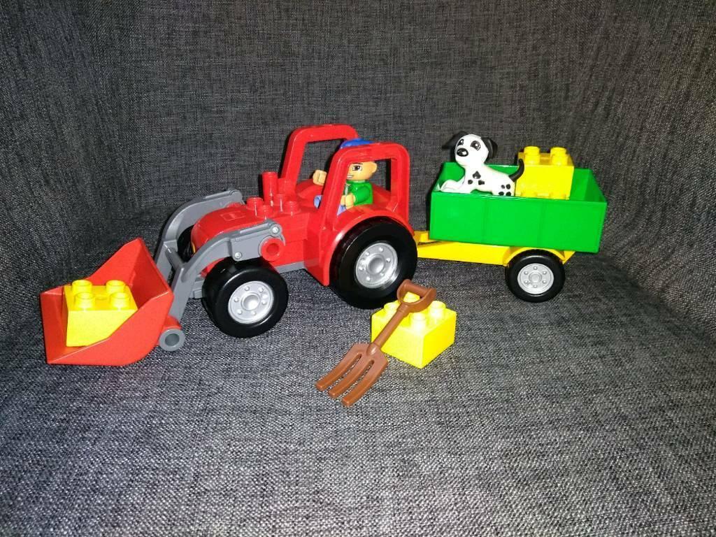Lego Duplo Farm Tractor Set In Livingston West Lothian Gumtree