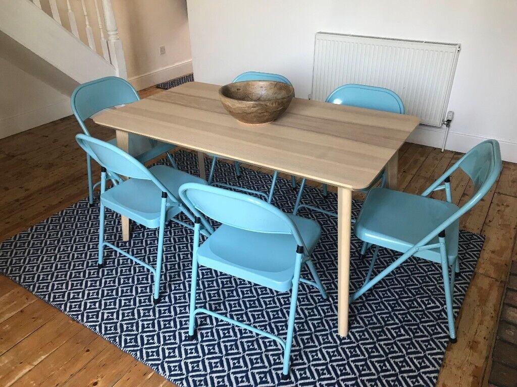 Fantastic Ikea Lisabo Table Ash Veneer In St Werburghs Bristol Gumtree Download Free Architecture Designs Rallybritishbridgeorg