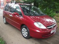 Citroen C8 2.0 i 16v SX 5dr£2,499 7 SEATER FULL ELECTRIC DOOR 2007 (56 reg), MPV