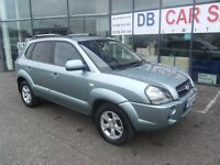 2010 59 HYUNDAI TUCSON 2.0 PREMIUM CRDI 5d AUTO 148 BHP **** GUARANTEED FINANCE **** PART EX WELCOME