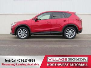 2015 Mazda CX-5 GT AWD | No Accidents |