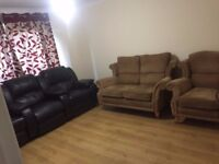 Two Sofa set for Sale (Reduced)