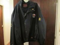 PROQUIP WATERPROOF AND BREATHABLE 1997 RYDER CUP GOLF JACKET