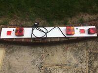 Trailer Lighting Board
