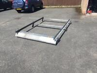 Transit roof rack . For low roof
