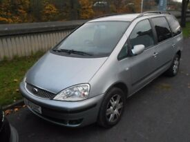FORD GALAXY MK2 1.9 TDI AUTO BREAKING FOR SPARE & PARTS