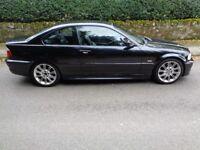 BMW 330 Ci M SPORT COUPE - MANUAL - £1100 ono
