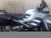 BMW R1100RSSE 1100cc Boxer Engine