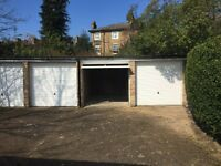 SINGLE SECURE DRY GARAGE TO RENT WITH FLOODLIT ACCESS - NEW DOOR - NO POWER