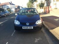 VW Golf 2008 S 80 1.4 Petrol - 48K Genuine Miles - Cheapest On The Net