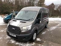 Ford Transit Trend 350 loaded with extras