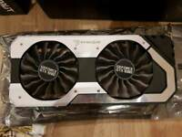 GTX 1080 Graphics card, used but perfect cond