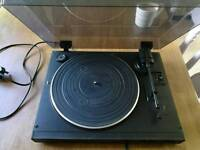 Sony turntable record player