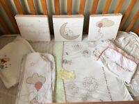 Winnie the Pooh nursery bundle