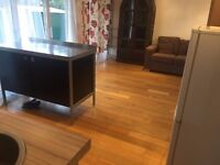 ONE BEDROOM FURNISHED FLAT WITH COMUNAL GARDEN AT SUDBURY TOWN