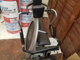 Gym equipment york mulit gym cycling machine trampoline and ski machine