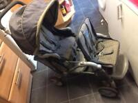 GRACO Double pram /buggy