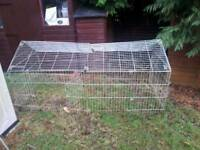 Outdoor cage/pen for animals
