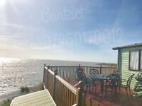 Static Caravan For Sale 2018 SITE FEES INCLUDED North West Sea Views 12 Month 4 Star Park Near Lakes