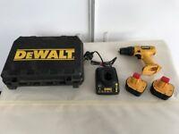 DeWalt DW-907 drill/driver 12v