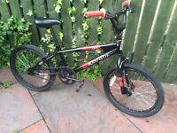 childs BMX bike, excellent condition, suit age 6-11