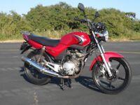 Yamaha YBR 125 Learner Legal Motorbike – 2007
