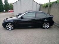 BMW 3 SERIES 2.5 325ti SE Compact 3dr Petrol