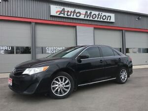 2012 Toyota Camry LE 123K