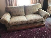 Good quality sofa NEVER USED