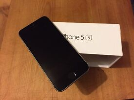 iPhone 5s Slate Grey 16gb on EE Great Condition