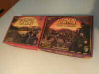 "As new ""The Settlers of Catan"" and ""Barbarians and Traders"" discontinued sets"