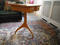 Vintage/Retro Style - Shaker Games/Chess/Card Table. *Occasional Table -Shabby Chic Furniture.*