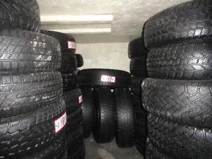 4 GOODYEAR HIVER USAGE 215 65R16 A VENDRE