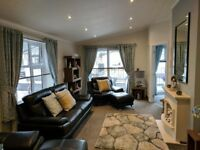 Beautiful 2 bed park home next to loch Leven Scotland