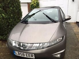 LOWEST PRICE - Quick Sale Honda Civic Diesel. Panoramic roof & Leather