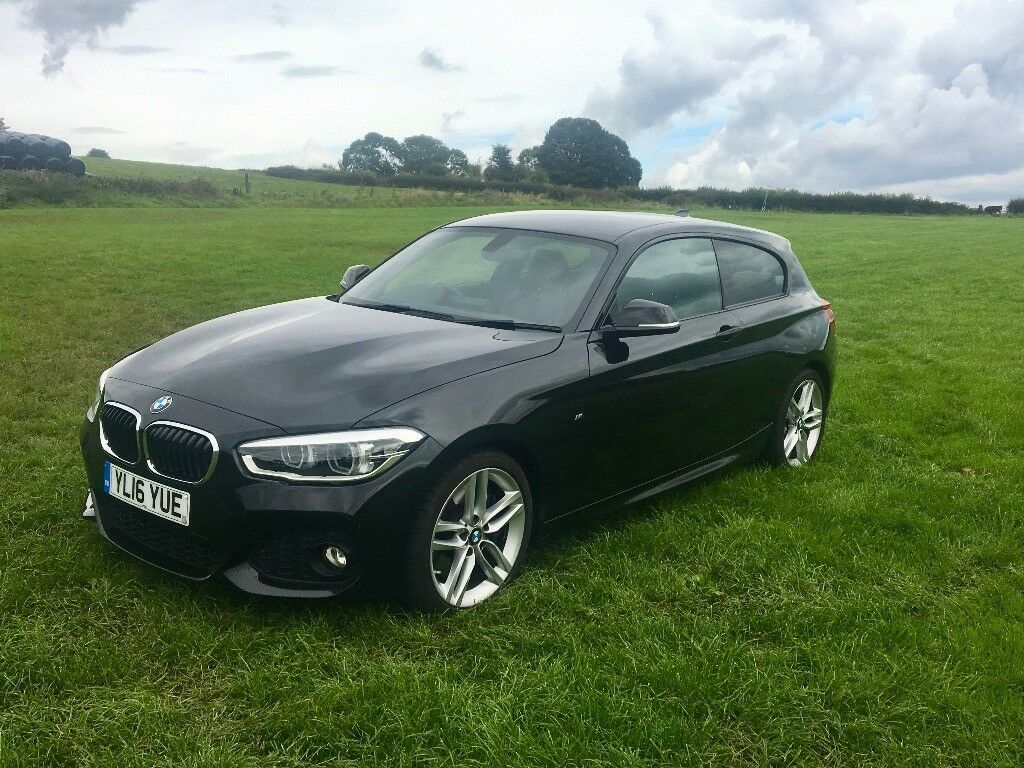 BMW 1 Series 2 0 118d AUTO M Sport Hatch Auto 3dr (LEATHER / SAT NAV /  HARMAN/KARDON sound system) | in Clifton, Bristol | Gumtree