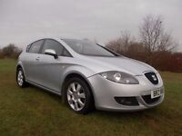 2008 SEAT LEON 1.9 TDI STYLANCE 2 OWNERS FROM NEW EXCELLENT CAR