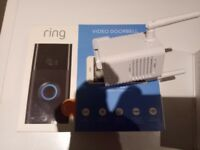Ring Doorbell for sale